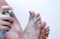 Athlete's Foot and Fungus